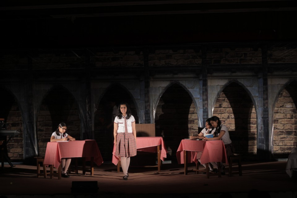 Stagecraft Theatre's The Naughtiest Girl in the School