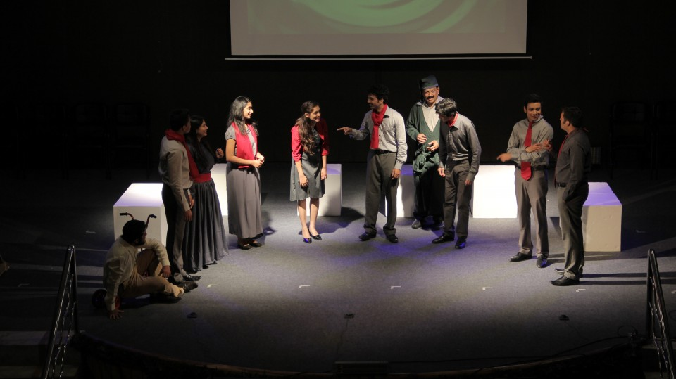 Stagecraft Theatre's A Christmas Carol - The Musical