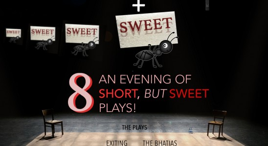 Stagecraft Adda Short + Sweet